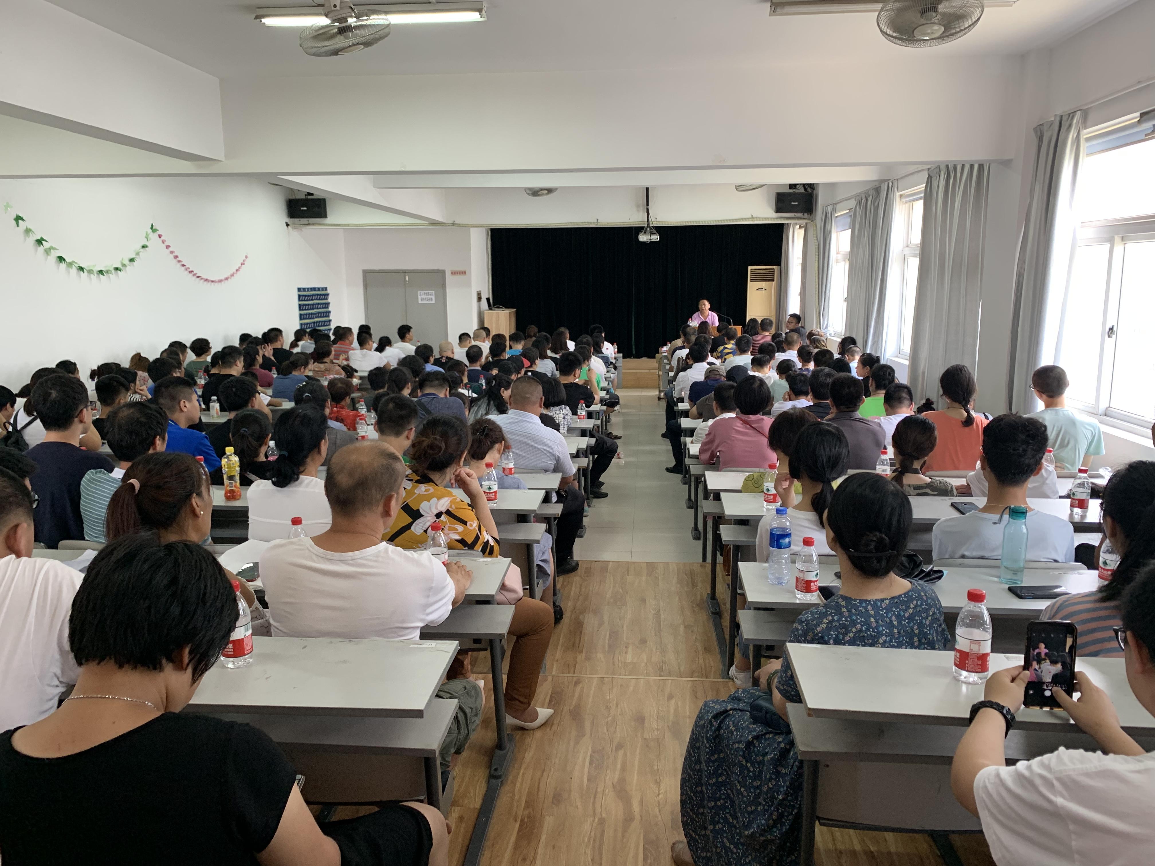 杭州中复学校西湖区一模交流会